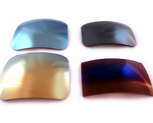 Mirror Coating Lenses