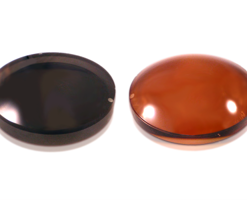 High Index Polarized Lens